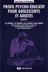 Profil Psycho-éducatif pour adolescents et adultes (AAPEP)