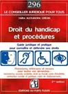 Droit du handicap et procédures : Guide juridique et pratique