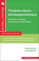 Troubles neuro-développementaux : tableaux cliniques, évaluation et orientation