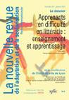 La nouvelle revue de l'adaptation et de la scolarisation, La nouvelle revue de l'adaptation et de la scolarisation - 76