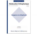 Rééducation orthophonique, 279 - Septembre 2019