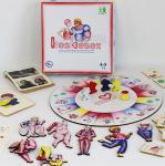 Keskesex : un jeu concret d'éducation à la vie affective et sexuelle pour les personnes adultes déficientes intellectuelles