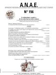 ANAE (Approche neuropsychologique des apprentissages chez l'enfant), 156 - L'arithmétique cognitive : de la recherche aux interventions