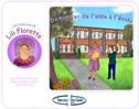 Les histoires de Lili Florette : demander de l'aide à l'école