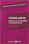 L'enfant autiste : approche de l'immuabilité en psychomotricité