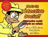 Tu es un détective social ! L'interaction sociale expliquée aux enfants
