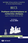 BECS Pratiques psychologiques et recherches cliniques auprès d'enfants atteints de TED