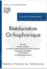 Rééducation orthophonique, REEDUCATION ORTHOPHONIQUE - 269