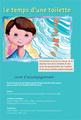 Le temps d'une toilette : prévention et prise en charge de la douleur lors de la toilette et des soins de manutention de l'enfant et du jeune adulte polyhandicapés