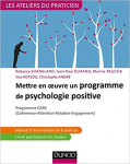 Mettre en oeuvre un programme de psychologie positive : Programme CARE (Cohérence - Attention - Relation - Engagement)